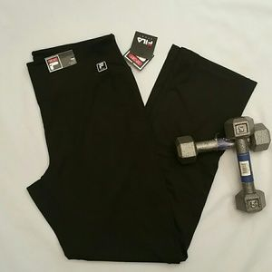 NWT***FILA LEGGINGS (XL)